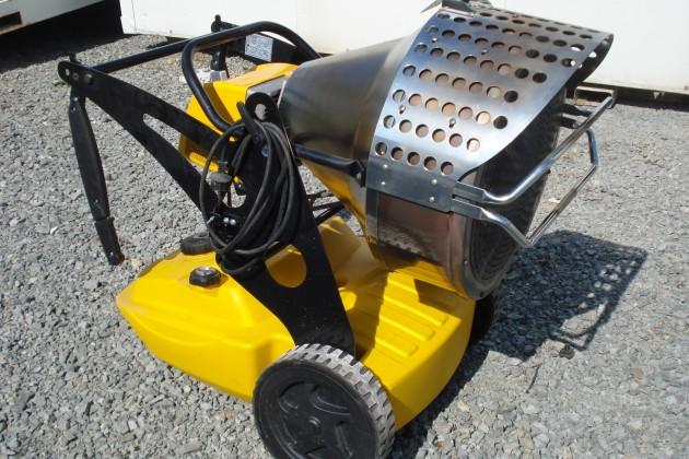 Photo Générateur de chaleur à rayonnement MSV